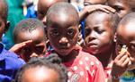 Школьница, Уганда