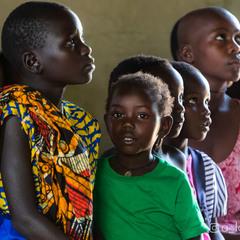 Дети Уганды