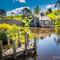 Хоббитония, Шир (Новая Зеландия)