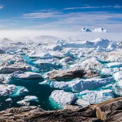 Илулиссат, Гренландия