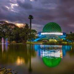 Planetarium in Buenos Aires
