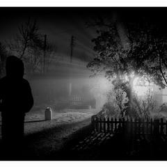Человек тумана...