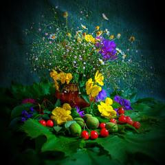 Это все цветочки))))