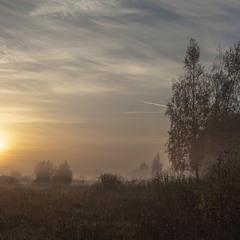 Жовтневий туман