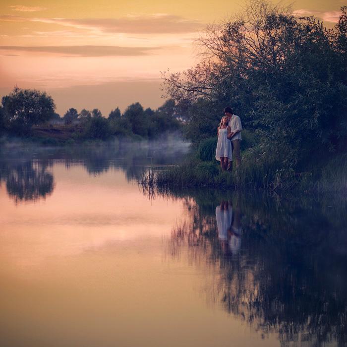 что вдвоем у реки фото бывают