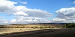 Осінні поля і Небо