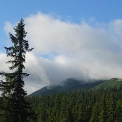 Хмари народжуються