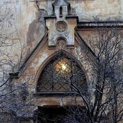 Світло у вікні