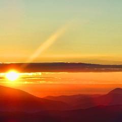Сонце гір