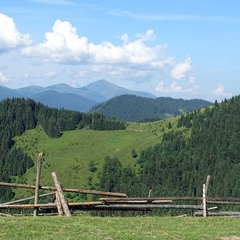 Загорожа і гори