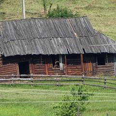 Стара хата старого села