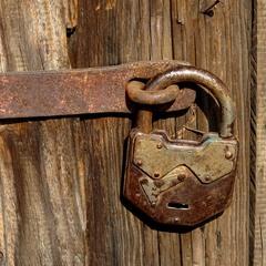 Старі двері