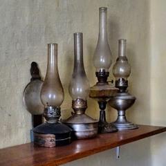 Лампи минулого
