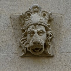 Погляд кам'яного лева