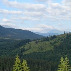 Далекі гори