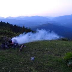 Вечірній дим