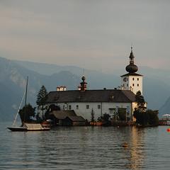 Orth Castle, Gmunden, Austria