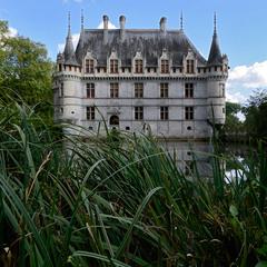 Azay Le Rideau - Loire France