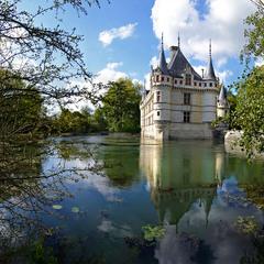 Azay Le Rideau - Loire - France