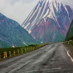 Автостопом по Кавказу