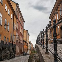 улицами Стокгольма