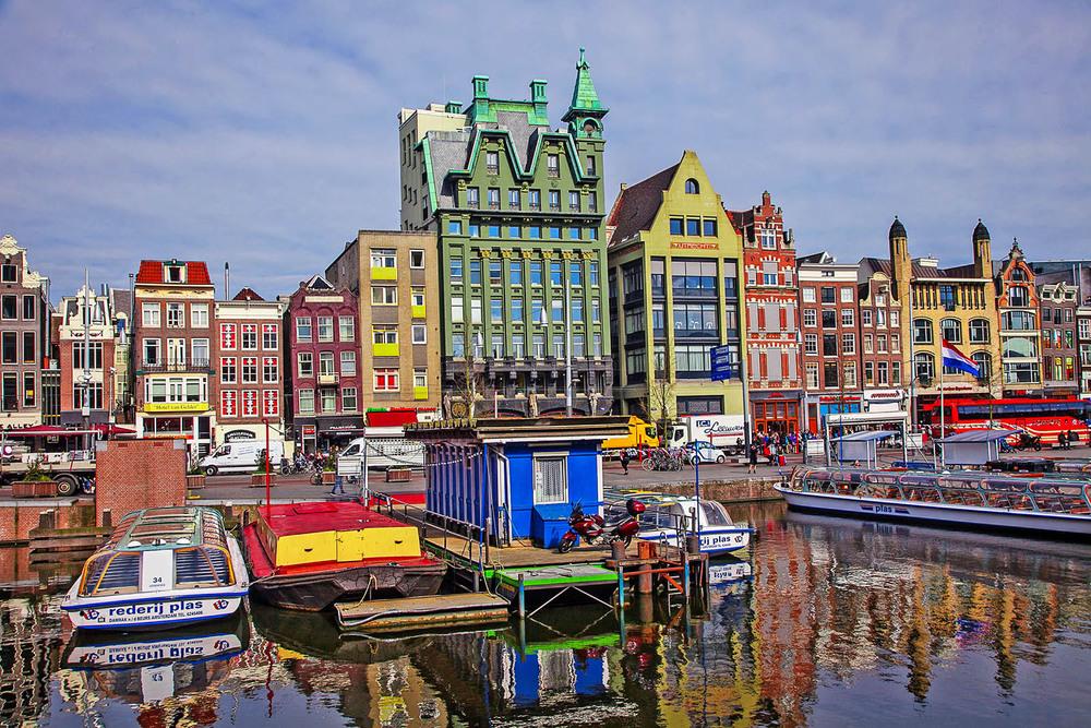 дом в амстердаме в картинках торжественно
