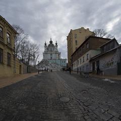 Новогодний Андреевский