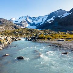Ледниковые ручьи