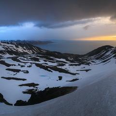 Окраины полярных островов