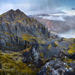 Северные склоны Кетитля