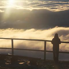 Осіннім ранком у Татрах