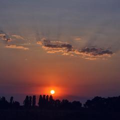Спасский закат...
