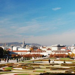 * Осень в Вене *