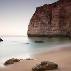 Sacred beach for resting stones