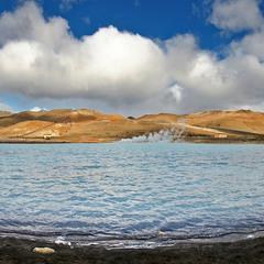 долина Хвераронд.Исландия