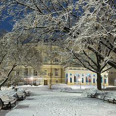 Одесская полночь