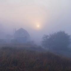 За туманом ничего не видно