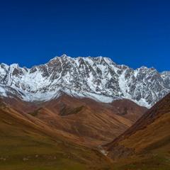 Все краски гор