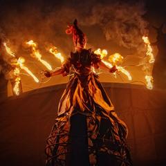 царица огня