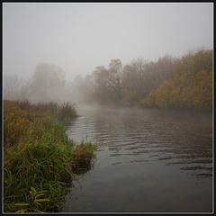 Осень... Утро... Туман...