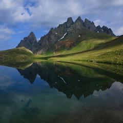 Озеро Тобаварчхілі. Грузія.