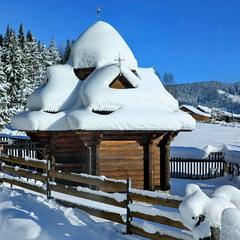 В Карпатах зима...
