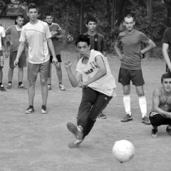 Дворовий футбол. Пенальті