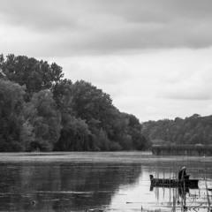 Самотній рибалка