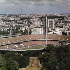Таким был стадион