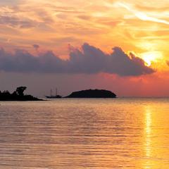 Дивовижні хорватські заходи сонця
