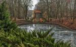 """Китайский мостик, парк """"Александрия"""" (Белая Церковь)"""