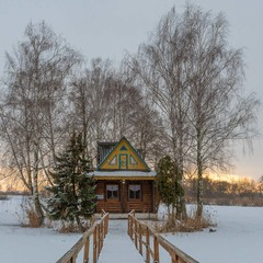 Будинок рибалки, с. Старий Солотвин (Житомирщина)