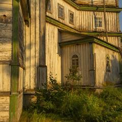 церква у с. Коленці, неподалік Чорнобильської зони відчуження (2)
