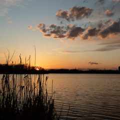 озеро Тягле